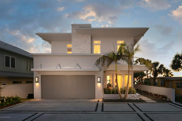 3408 S Atlantic Avenue, Cocoa Beach, FL 32931