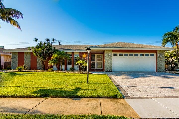 1191 Bay Drive, Indian Harbour Beach, FL 32937