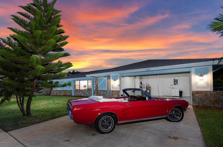 665 Mark & Randy Drive, Satellite Beach, FL 32937