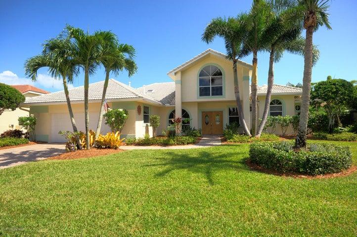 127 Island View Drive, Indian Harbour Beach, FL 32937