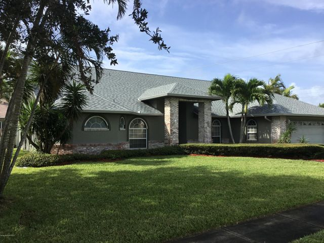 499 N River Oaks Drive, Indialantic, FL 32903