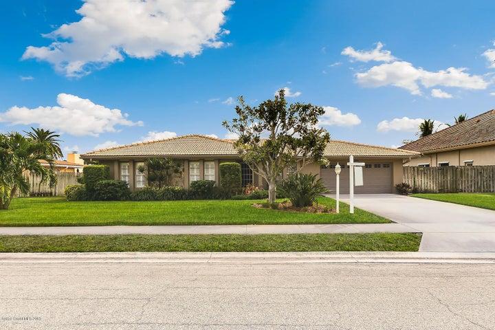 635 Fountain Boulevard, Satellite Beach, FL 32937