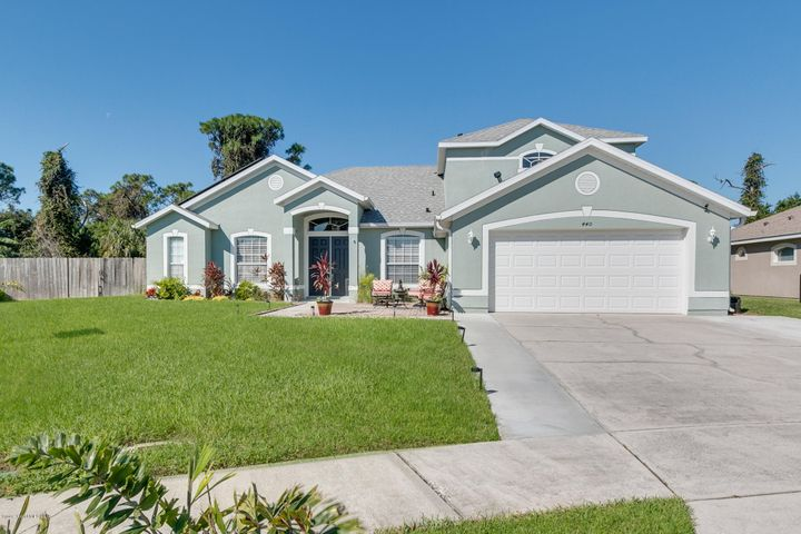 440 Stonehenge Circle, Rockledge, FL 32955