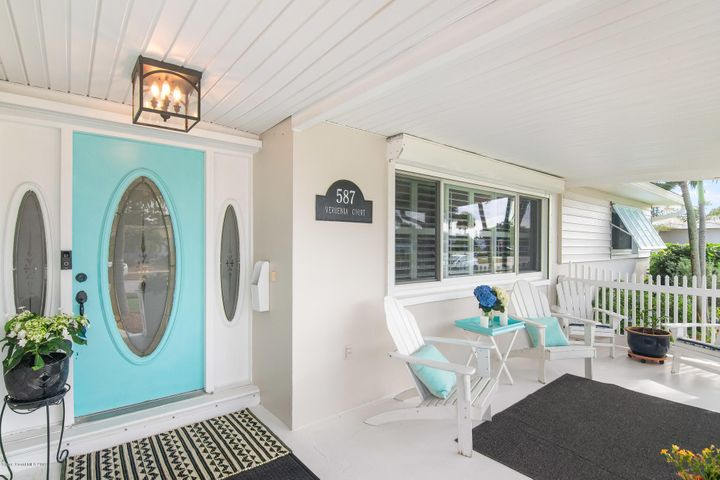 587 Verbenia Court, Satellite Beach, FL 32937