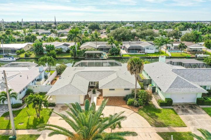 412 Saint Georges Court, Satellite Beach, FL 32937
