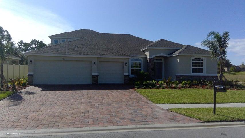 616 Stonebriar Drive, Palm Bay, FL 32909