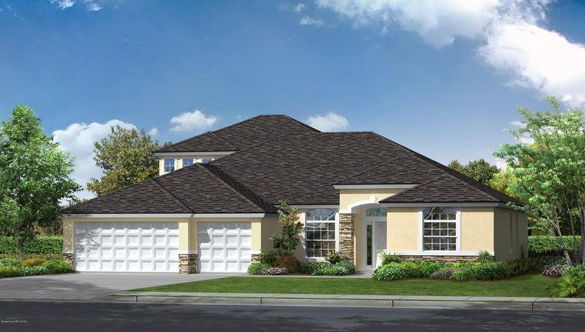 621 Stonebriar Drive, Palm Bay, FL 32909