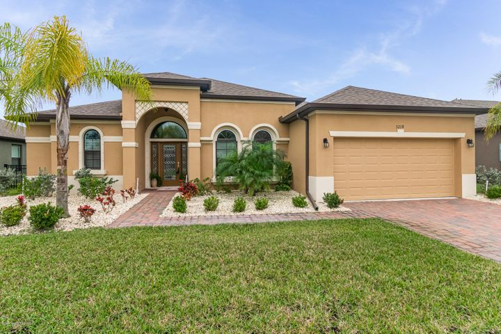 3210 Watergrass Street, West Melbourne, FL 32904