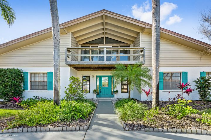 447 Riverview Lane, Melbourne Beach, FL 32951
