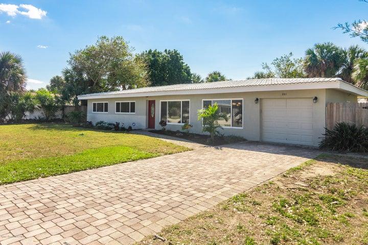 221 Norwood Avenue, Satellite Beach, FL 32937