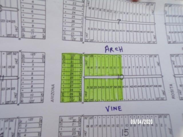 unassigned Arizona and Vine, Trinidad, CO 81082