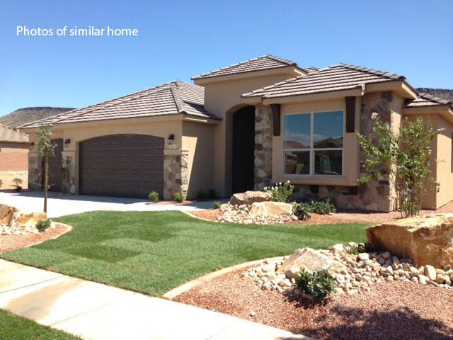 93 S Chalon DR, lot 64, St George, UT 84770