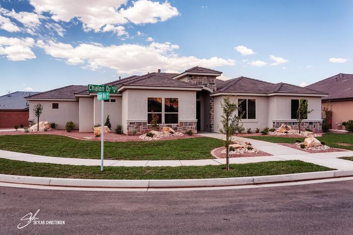110 S CHALON DR, LOT 80, St George, UT 84770