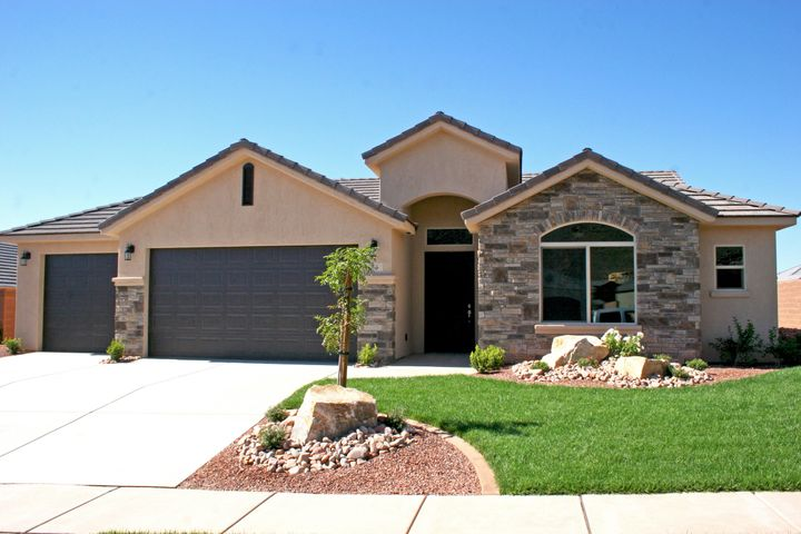 66 S CHALON DR, Lot 76, St George, UT 84770