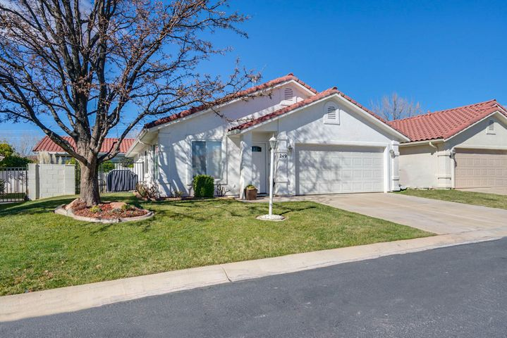 2050 W Canyon View DR, #249, St George, UT 84770