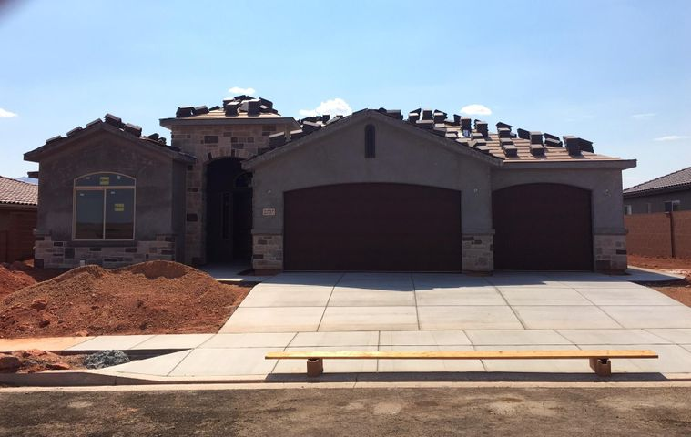 Lot 302 S Bella Sol DR, Lot 302, Santa Clara, UT 84765