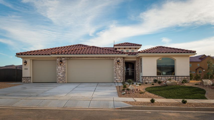 Lot 144 Terraces at Green Springs, Washington, UT 84780