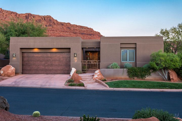 2410 Entrada Trail Unit 1, St George Ut 84770