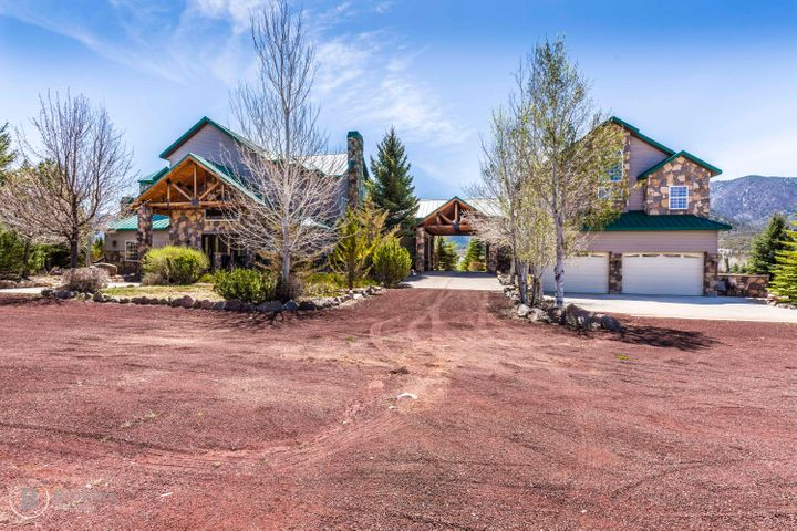 395 N Grass Valley RD, Pine Valley, UT 84781