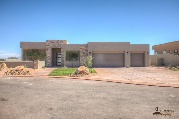 814 E Palisades Circle Unit Lot 115, Ivins Ut 84738