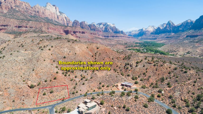 Lot 17 Anasazi Way, Springdale UT 84767