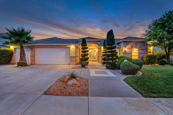 1763 Boulder Mountain RD, St George, UT 84790