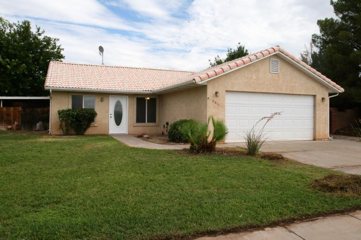 2811 E Paradise Way, St George Ut 84790