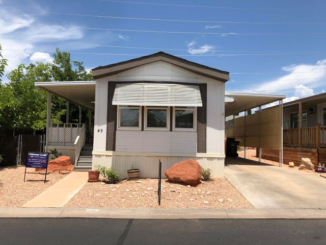 1360 N Dixie Downs Road, 49, St George, UT 84770