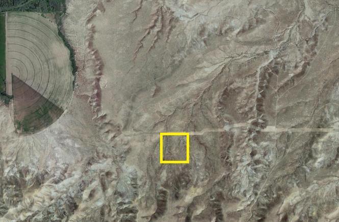 10 Ac S of Indian Canyon, Myton UT 84052