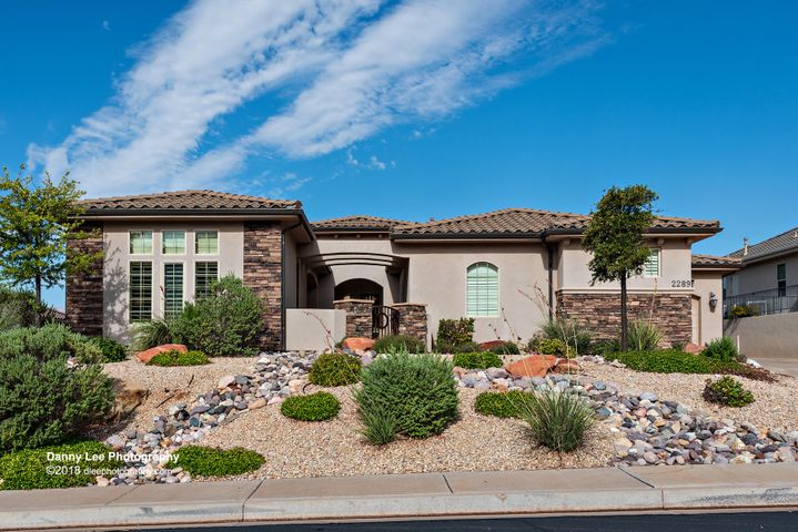 2289 N Gunsight Dr, St George Ut 84770