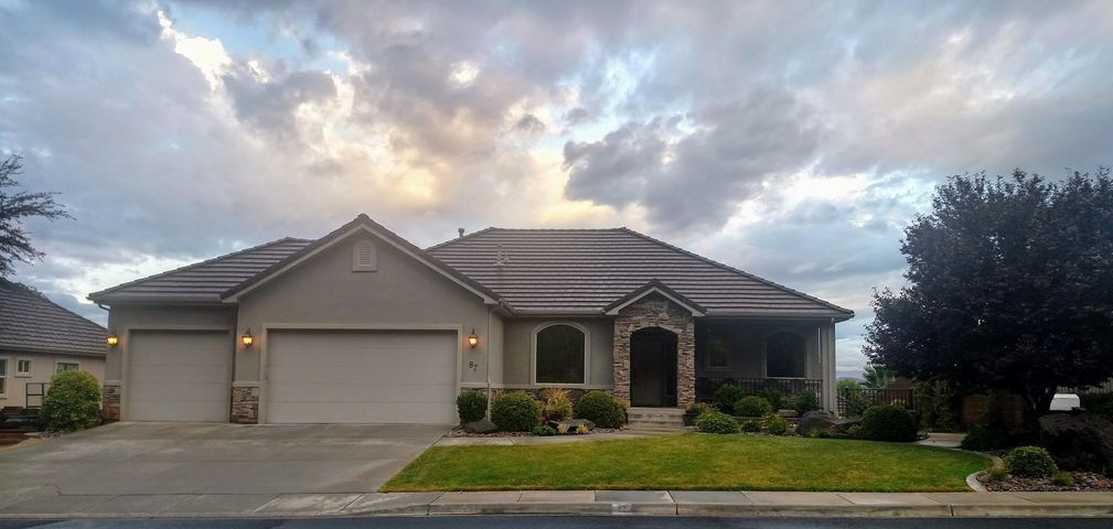 87 Shadow Point DR, St George, UT 84770