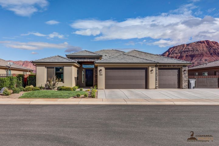 502 W Big Horn Way, Ivins, UT 84738