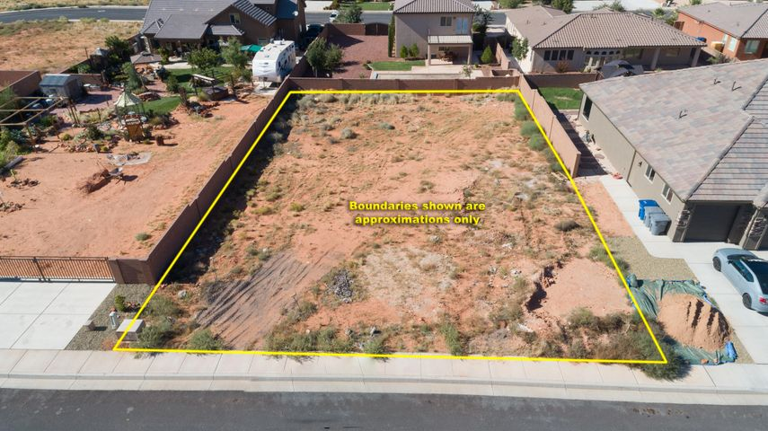 Lot 107, Plat A, Dixie Springs, Hurricane, UT 84737