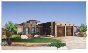 Details: Hole in One - 2 Bedrooms & 2 Baths + Casita = 3 Bedrooms & 3 Baths. 2,435 SQ FT $499,000