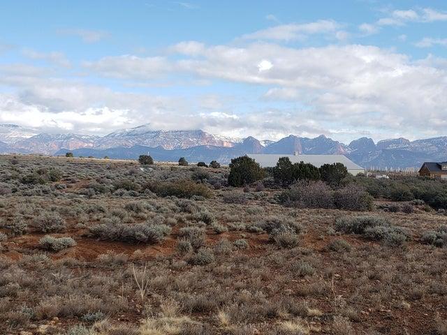 Kolob Mtn. Range