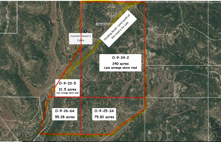 Clear Creek Mtn (East side of Zion), 300 Acres, Orderville, UT 84758