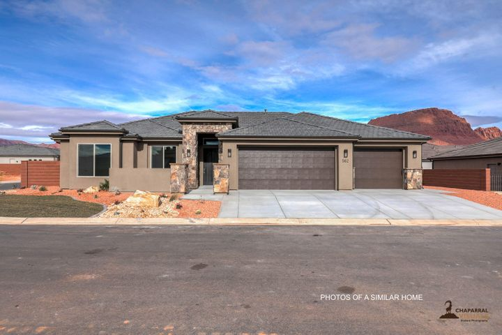 552 W Big Horn Way, Lot 12, Ivins, UT 84738