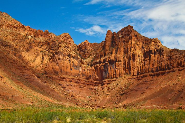 525 E Red Desert Trail, 10, Ivins, UT 84738