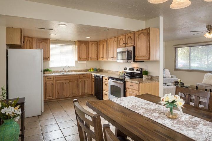 Great open kitchen