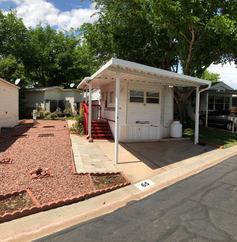 180 N 1100 E, #65, Washington, UT 84780