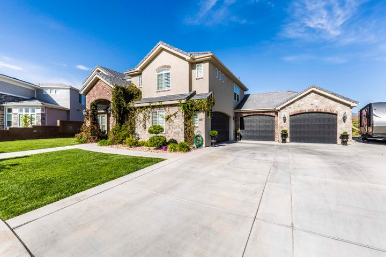 1457 Boone Park CIR, Santa Clara, UT 84765