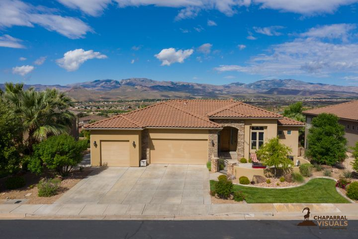 2259 N Cascade Canyon DR, St George, UT 84770