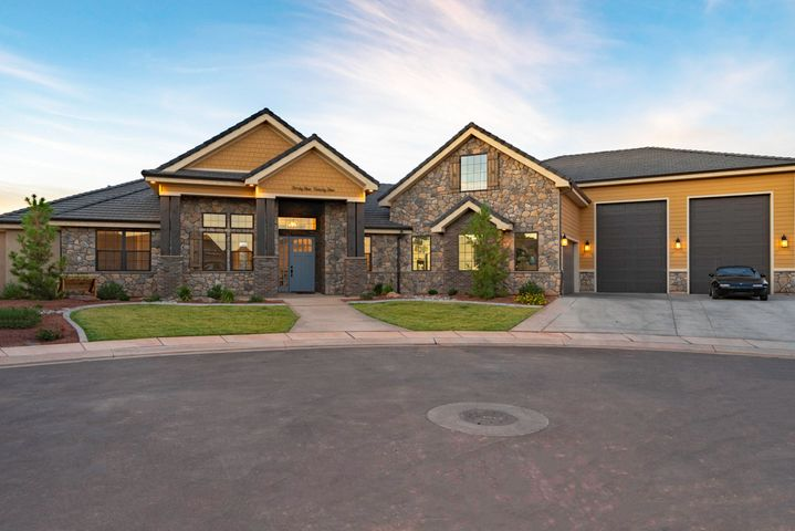 4595 S Homestead CT, Washington, UT 84780