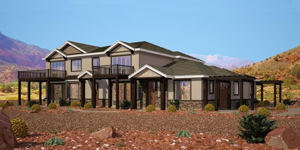 Townhome - 6 units