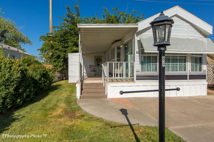 448 E TELEGRAPH #84, Washington, UT 84780