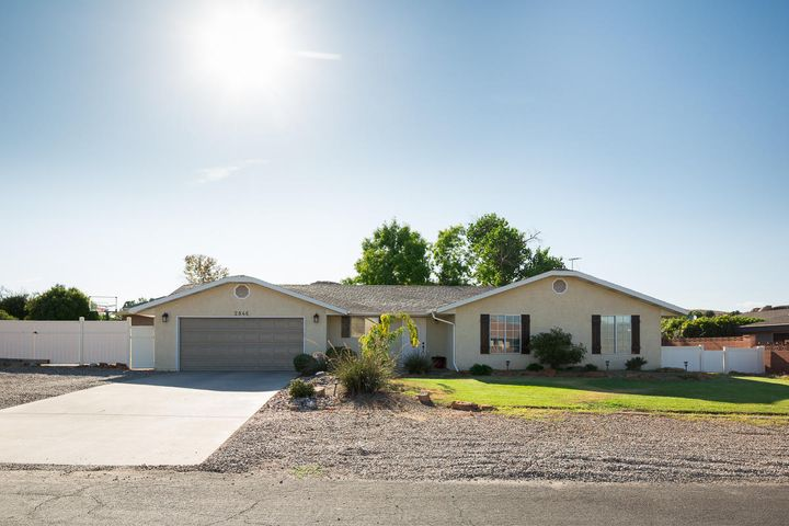 2846 S Hickory Way, St George UT 84790