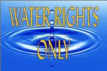 1 Ac/Ft Water Rights Only 815096, Kanarraville UT 84742