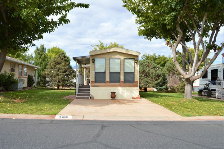 180 N 1100 E, #163, Washington, UT 84780