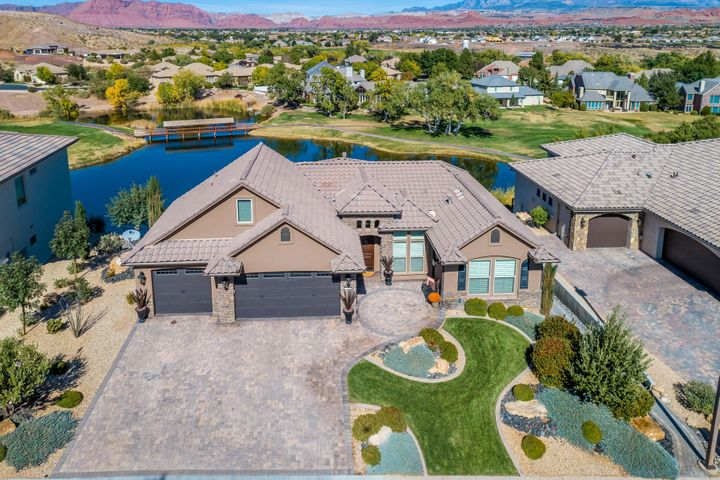 2584 W Canyon Ridge Rd, St George UT 84770