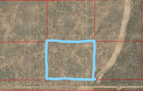 Lot 1493 Sec 12 Garden Valley Ranchos, Modena UT 84753